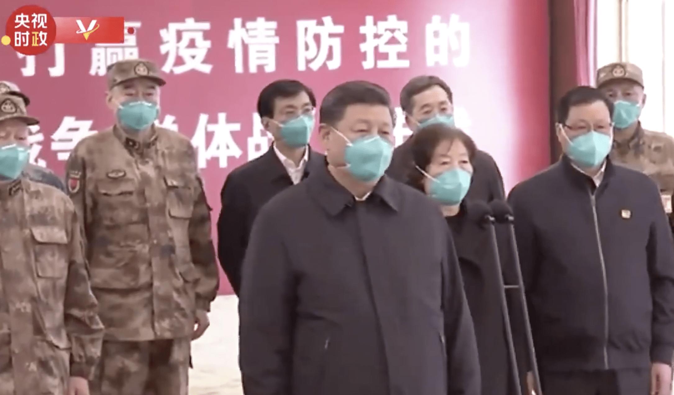 China levantará la cuarentena en Wuhan el próximo 8 de abril