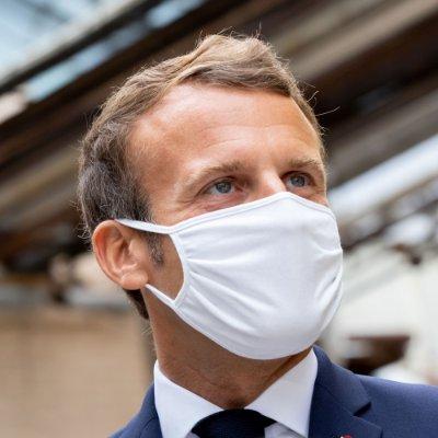 """""""Bienvenido de nuevo al acuerdo de París"""", dice presidente de Francia a Joe Biden"""