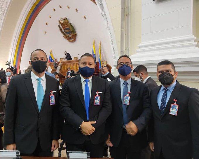 EEUU deporta al pastor y diputado chavista, Javier Bertucci