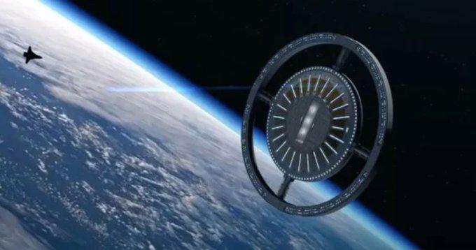 En 2027 podría abrir sus puertas el primer hotel espacial