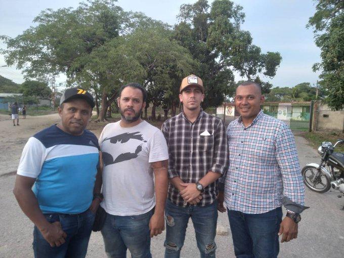 Liberan a los periodistas y activistas retenidos en estado fronterizo venezolano