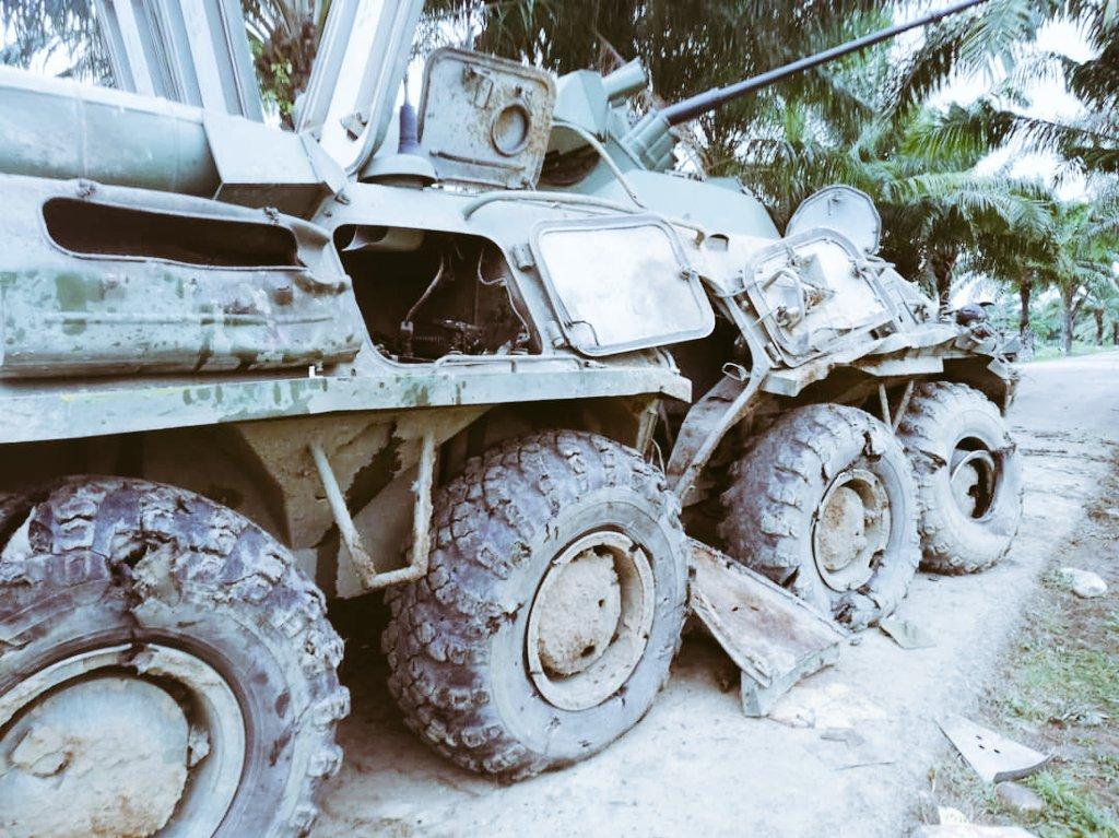 Régimen venezolano confirma muerte de dos soldados en estado fronterizo