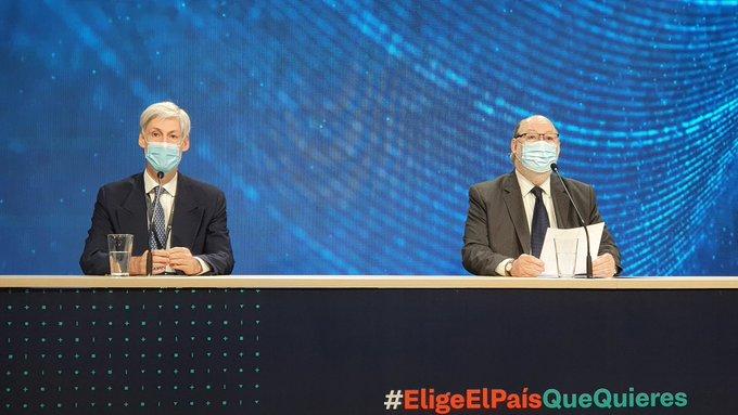 Comienza la elección de dos días en Chile